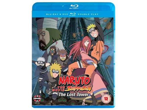 Naruto Shippuden- The Lost Tower -Bluray