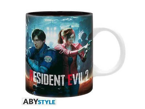 RESIDENT EVIL - Mug - 320 ml RE2 Remake