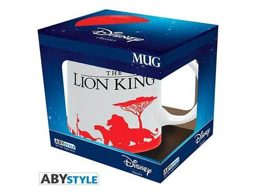 "DISNEY - Mug - 320 ml - ""The Lion King Group"""