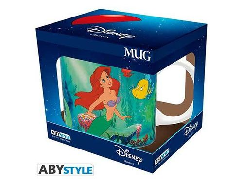 "DISNEY - Mug - 320 ml - ""TLM Under The Sea"""