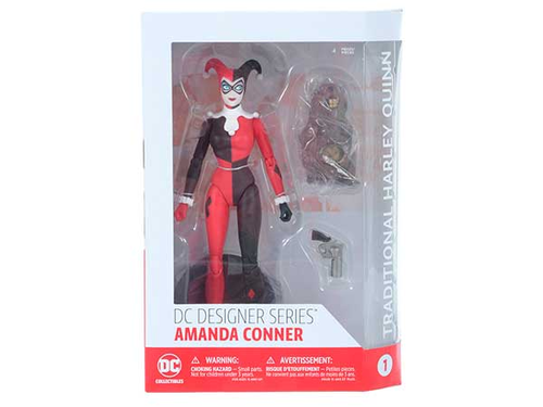 DC Designer Series Traditional Harley Quinn -Figuuri