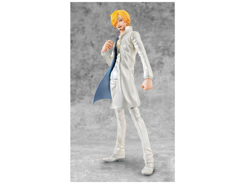 One Piece Excellent Model P.O.P Limited Edition Sanji Ver WD -Figuuri
