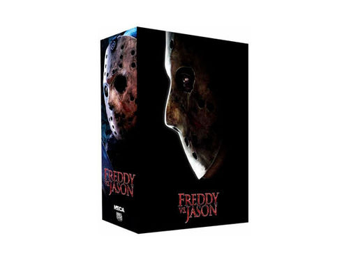 Freddy vs. Jason Ultimate Jason Voorhees -Figuuri