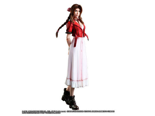 Final Fantasy VII Remake Play Arts Kai Aerith Gainsborough -Figuuri