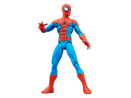 MARVEL SELECT: Spectacular Spider-Man -Figuuri
