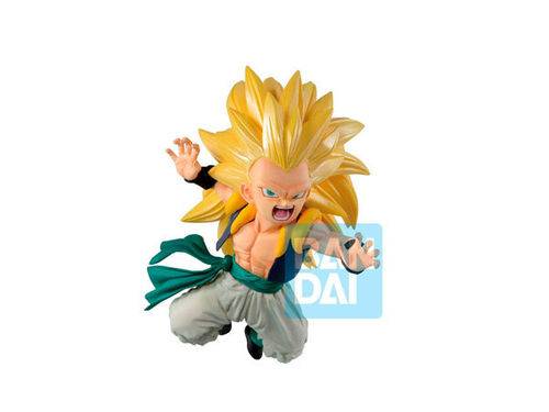 Dragon Ball Super Ichibansho Super Saiyan 3 Gotenks -Figuuri