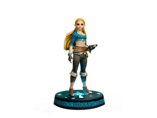 The Legend of Zelda Breath of the Wild: Zelda Collector's Edition -Figuuri