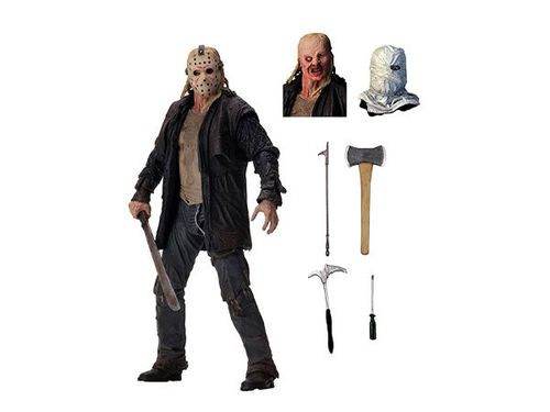 Friday The 13th Ultimate Jason (2009) -Figuuri